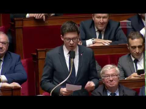 M. Pierre-Henri Dumont - Diminution du pouvoir d'achat