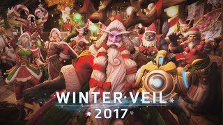 Heroes of the Storm - Winter Veil 2017