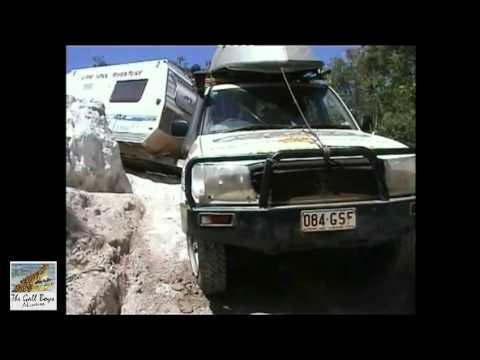 GALL BOYS  - AUSTRALIAN ADVENTURES - 4X4 OFF ROAD - CAPE YORK