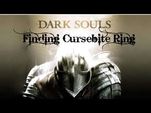 Dark Souls - Finding Cursebite Ring