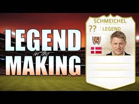 A Legend In the Making - PETER SCHMEICHEL
