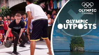 The Professor discovers Filipino basketball fever | Olympic Outposts
