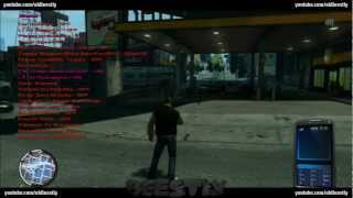 (PS3) GTA IV MOD MENU ONLINE + God Mode