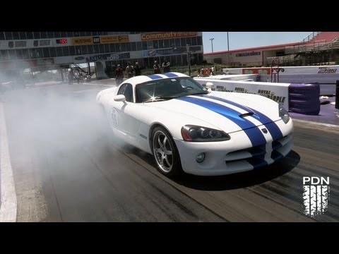 9 Second Twin Turbo Viper - 1100hp!!!