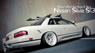 Forza 4 Drift Car Building & Tuning #5 Silvia S13