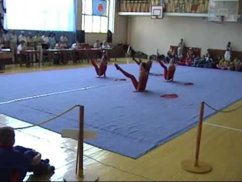 Китайский танец (Кубок Азовского моря по ушу)