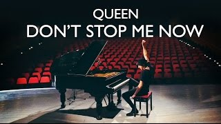 Queen - Don't Stop Me Now | Piano Cover - Peter Bence