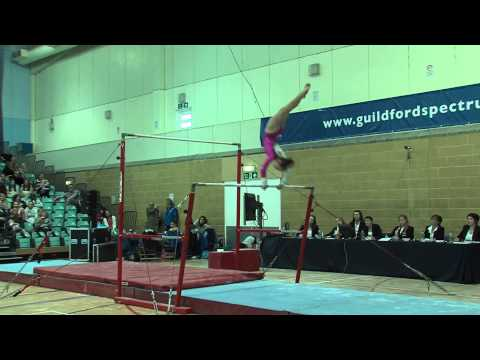 Amy Tinkler - South Durham - UB - 2013 Teams