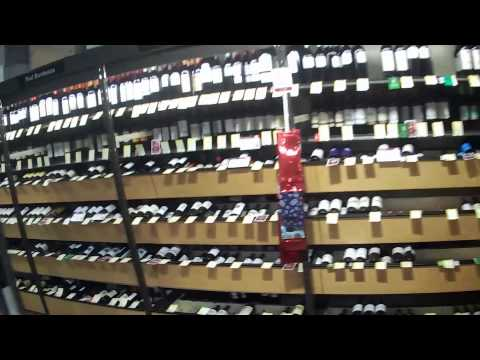Inside Total Wine and Spirits in Fort Myers, Florida