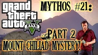 GTA V Mythen Und Legenden Mythen #21: Mount Chiliad