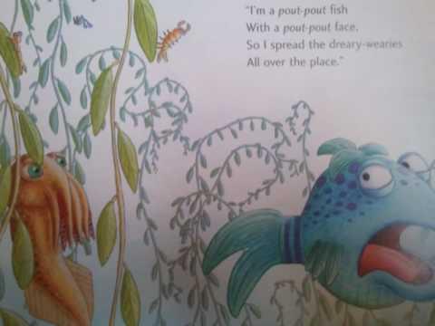 The pout pout fish song gordon true youtube for Pout pout fish books