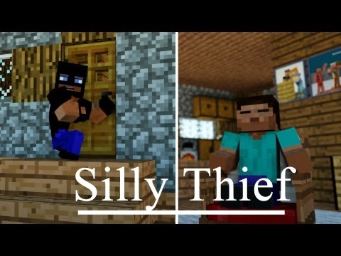 Silly Thief - A Minecraft Animation