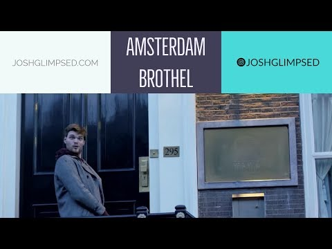 Sex In Amsterdam - We Visit the Infamous VIP Brothel