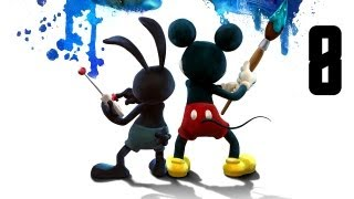 Epic Mickey 2: The Power Of Two Walkthrough Part 8