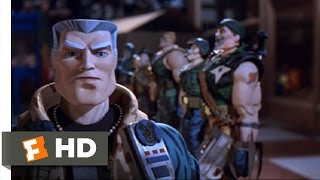 Small Soldiers (2/10) Movie CLIP Activating The Troops