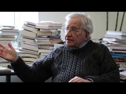 Noam Chomsky: Education Rediscovered