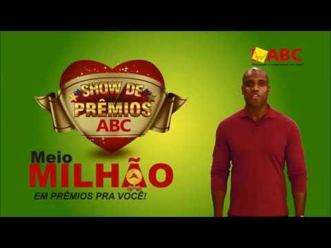 Ganhador do 3º sorteio - Show de Prêmios ABC