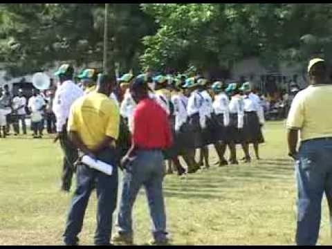 S B C Pathfinder Band at Camporee 2008 in Jamacia
