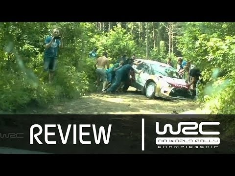 REVIEW: LOTOS 71st Rally Poland 2014