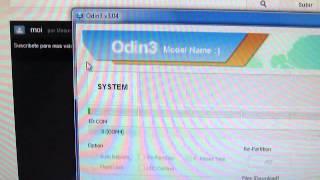 INSTALAR ROM OFICIAL + ROOT GALAXY S3 ODIN V3.04