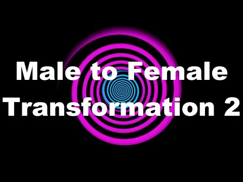 Hypnosis: Male To Female Transformation (Voice) [Request]