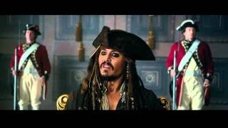 Pirates Of The Caribbean : On Stranger Tides Trailer HD