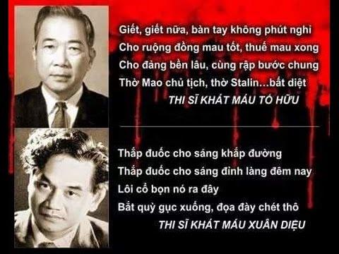 Các vụ thanh trừng nội bộ đẫm máu của đảng Cộng Sản Việt Nam -  Đỗ Thông Minh