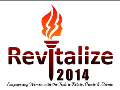 Empowering Women: Revitalize 2014 Conference Invitation