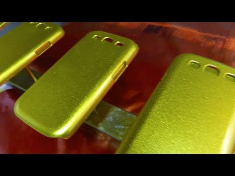 Water Transfer Printing | Candy Phone Cases - Production Process | HG Arts Tech