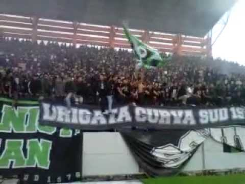 "Brigata Curva Sud ""This is SLEMAN fans"" 1976"