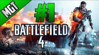 Battlefield 4 Campaña Parte 1 Gameplay En Español
