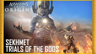Assassin's Creed Origins - Trials of the Gods: Sekhmet
