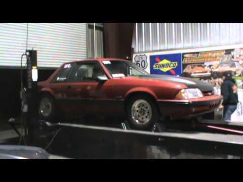 1993 Fox Mustang Notch, 393W Stroker, Borg Warner S475 turbo @14psi,