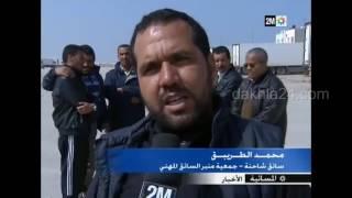شوفو استفزازات البوليساريو الجديدة بمنطقة الكركرات بعد انسحاب المغرب ..شهادات حية من عين المكان |