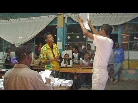 Madagascar election vote-counting begins
