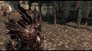 Elder Scrolls V Skyrim How To Create The Legendary Daedric