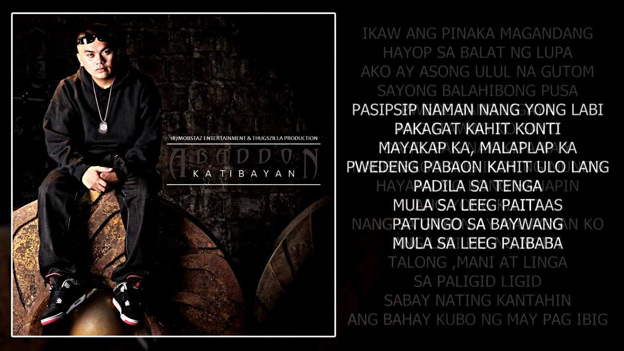 Abaddon - Pasipsip Naman Ft Eman & Third Flo' (With Lyrics ...