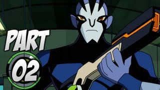 Ben 10: Omniverse DS/3DS Part 2 A Timely Visitor