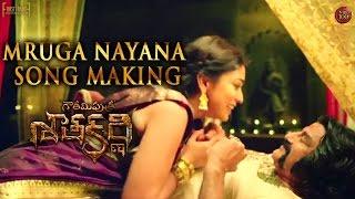 Gautamiputra-Satakarni-Movie-Mruga-Nayana-Song-Making