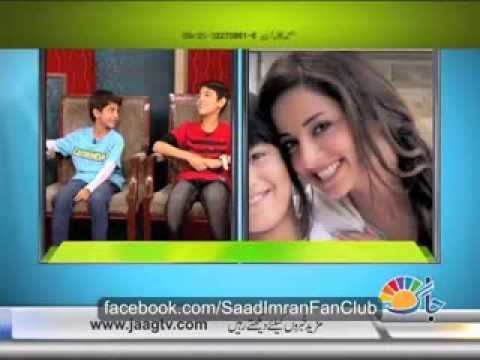 Saad Imran and Zain Imran Live on jaag tv show Chai Time
