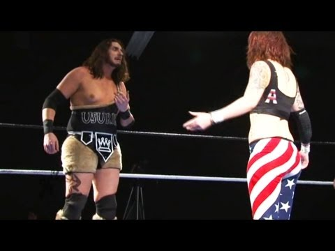 Beyond Wrestling [Preview] Addy Starr vs. Usurper -
