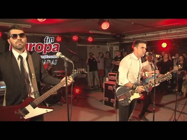 Vunk - Numai la noi | LIVE in Garajul Europa FM