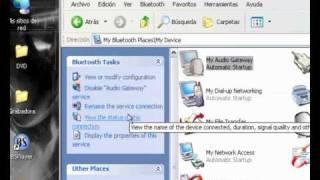 Conexion De Bluetooth Con PC
