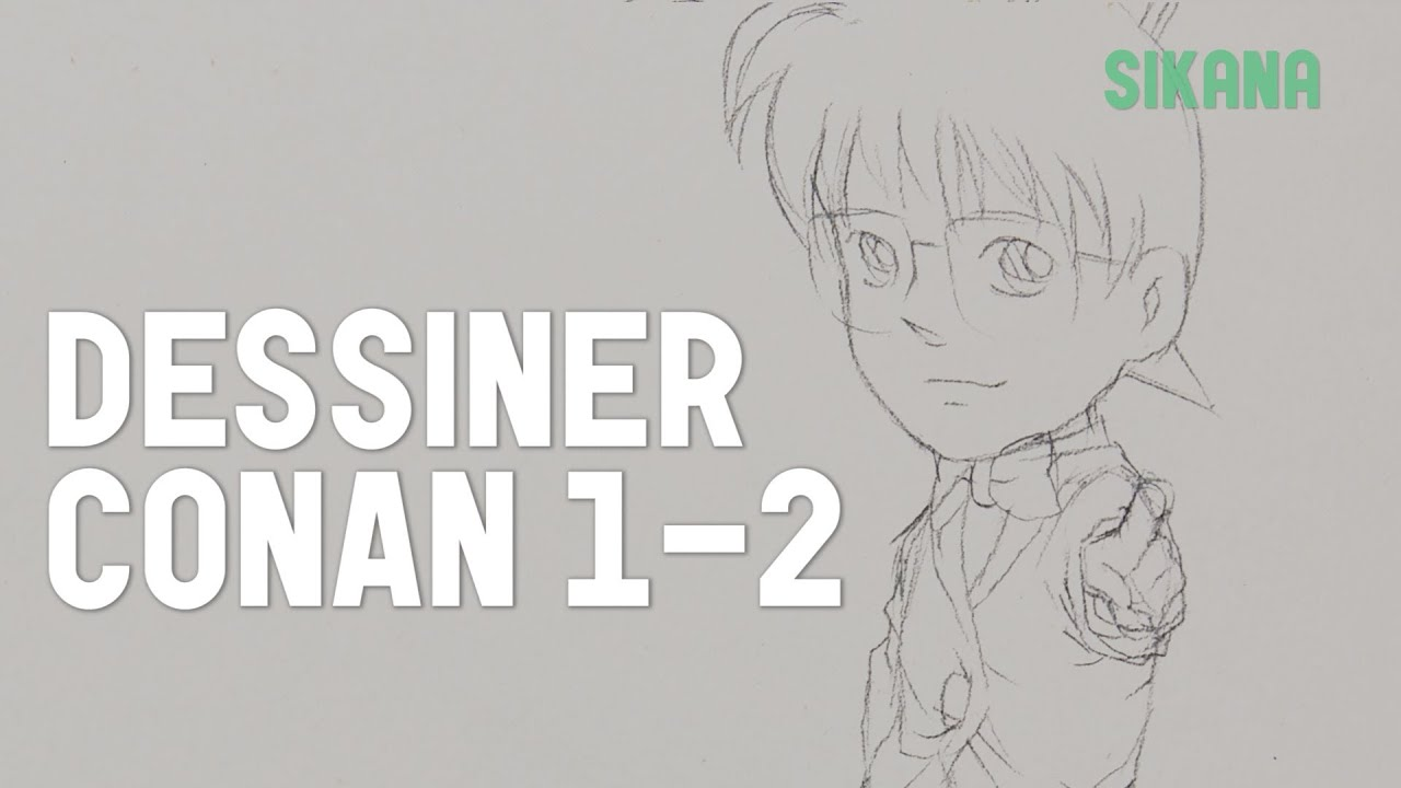All comments on Manga : Comment dessiner le détective Conan ...