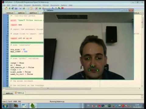 Image from Python und OpenCV