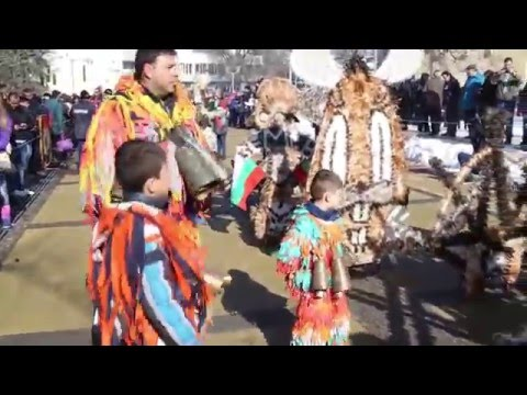 Сурва 2016 : Фестивал на кукерите
