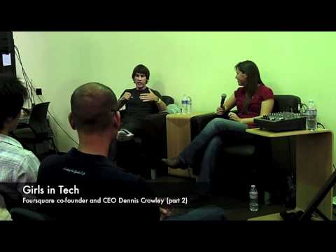 hqdefault Foursquare co founder and CEO Dennis Crowley (part 2)