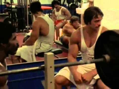 Arnold - Pai da Musculação [RDA]