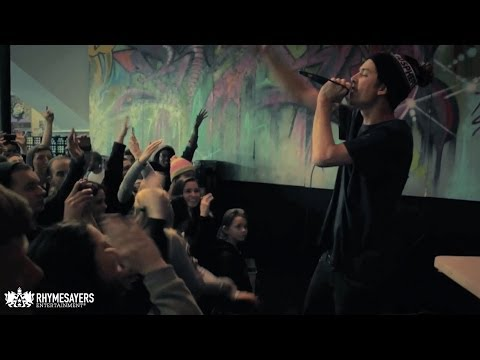 Grieves - Fifth Element In-store Recap