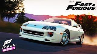 FORZA Horizon 2: FAST & FURIOUS 7 Car Pack DLC